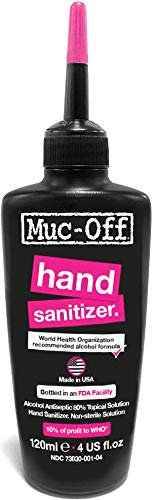 Muc Off W.H.O. Hand SANITIZER 120ML (20242US)