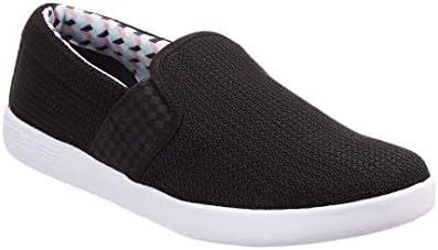 Ben Sherman Mens Presley Gingham Black Loafers Size 9 product image