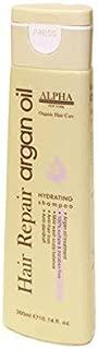 MOROCCAN ARGAN OIL ORIGINAL HYDRATING SHAMPOO BY ALPHA NEW YORK HAIR REPAIR 300 ml. / 10.14 fl.oz.