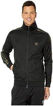 Adidas Originals Men's Camo Track Jacket