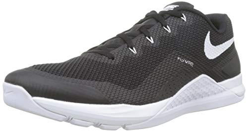 Nike Mens Metcon Repper DSX Training Shoe, Black/White (Size 9)