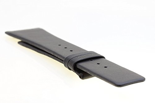 Boccia Original Lederband Armband für Uhr Modell 3541-05