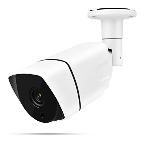Monitor de videovigilancia Cámara de Seguridad 4 en 1 AHD/TVI/CVI/CVBS Píxeles HD con menú OSD para Seguridad en el hogar(2PM PAL Format)