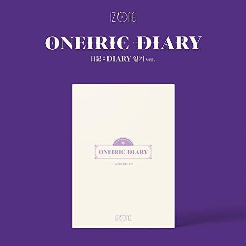 Off The Record IZ*ONE - Agenda Oneiric (3ème mini album) + affiche pliée + cartes photos supplémentaires