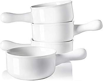 4-Pack Sweese Porcelain Soup Bowl 15-oz.