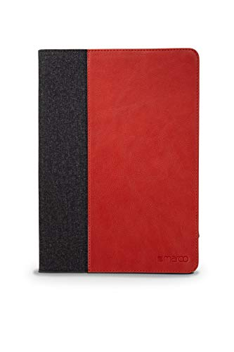 Maroo Woodland - Folio Case for iPad Air 2 - Red