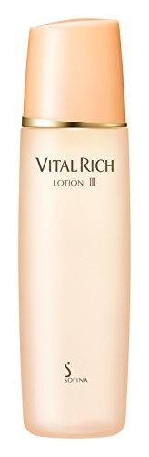Sofina Lotion Riche Vital III (Humide)