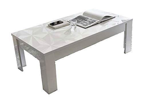 LIGNEMEUBLE LOVEY LACADO BLANCO SEDOR COMEDOR DISEÑO: La mesa baja
