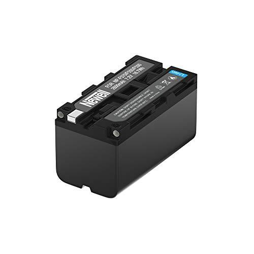 Newell Li-Ion Akku | NP-570 | Zweit- oder Ersatz-Akku für Sony-Kamera| 7,2V 2600 mAh 18,7 Wh