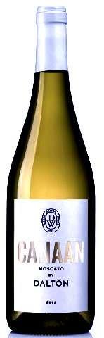 Dalton Moscato (Wein aus Israel - koscher)