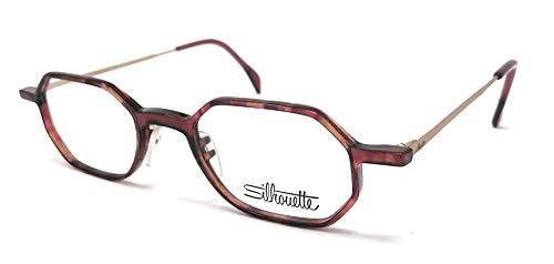 Schwarzkopf Silhouette Augenmuschel für Damen M 2200/20 6059 Tartato VINTAGE
