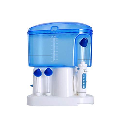 QFXFL Nasendusche Nasenspülsystem Nasennebenhöhlen Und Allergien Linderung des Nasendrucks Spülen Sie Den