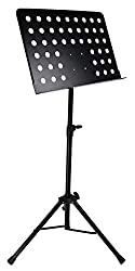 Gearlux Deluxe Collapsible Orchestra Music Stand - Best Conductor Stands