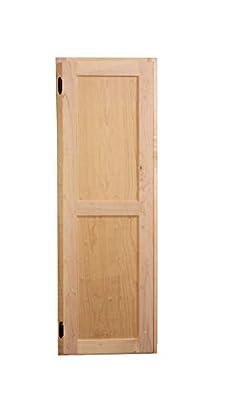 Hideaway Ironing Boards Premium Maple with Shaker Door