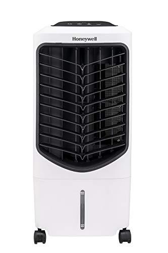 Honeywell Luftkühler, mobiles Klimagerät, TC09PEW - Fernbedienung, 9 Liter Wassertank - Weiss