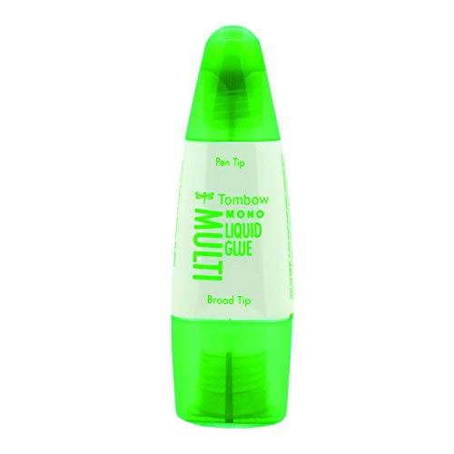 Tombow PT-MTC Flüssigkleber, Multi Talent mit zwei Spitzen, 25 g