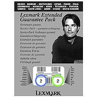 Lexmark Warranty Ext/3Yr Onsite f T430