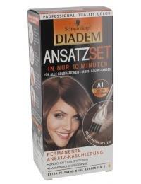 DIADEM Ansatzset hellbraun/mittelbraun 22 ml