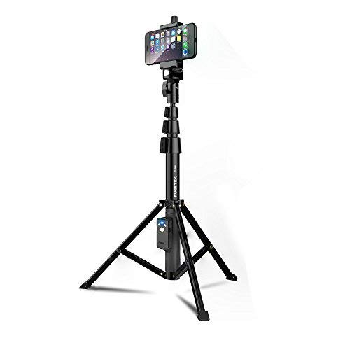 Selfie Stick & Tripod Fugetek, Integrated, Portable All-In-One Professional, Heavy Duty...