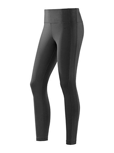 Joy Sportswear Michella Damen Sporthose mit Shaping Effekt für Freizeit, Sport & Fitness Normalgröße, 44, Black