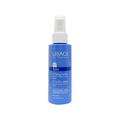 Uriage Bebé Cu-Zn+ Spray Anti-Irritações 100ml