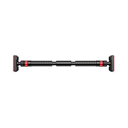 DYB Barra de Ejercicios Barras horizontales - Secure Home Pull-up Bar Ajustable Acero Inoxidable Equipo de Fitness Gimnasio Entrenamiento Polo Base ampliada Gimnasio móvil (Size : 84-132cm)
