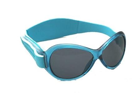 Baby Banz Retro Banz - Gafas de Sol ovaladas para bebé, Color, Talla 0-2 Years
