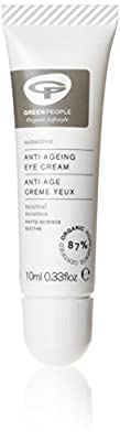 Green People Neutral Scent Free Eye Cream, 10ml