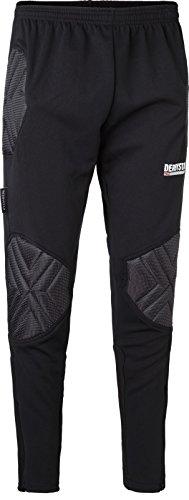Derbystar 10er Paket Nico Pro II Torwarthose Fußball Torwartbekleidung -schwarz-, Größe:M, Farbe:schwarz