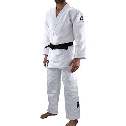 Bõa Judogi Kimono Sentoki 2.0 - Blanco, 195