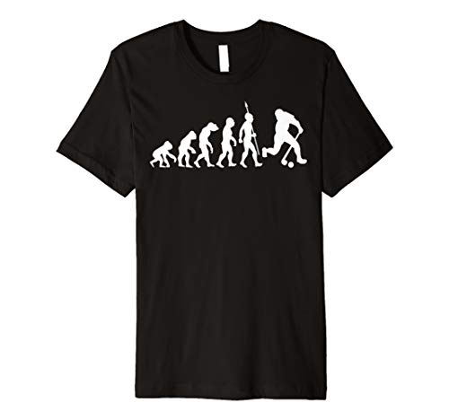 Feldhockey Fieldhockey Hockey Evolution T-Shirt Hallenhockey