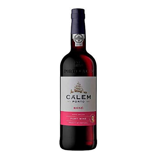 Vinho Porto Calem Rose 750ml