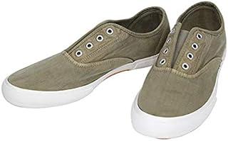 【安全靴】ロックギア 513 カーキ 25.0cm センターゴアシューズ