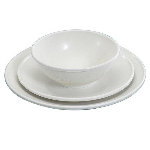Nordic Ware Microwave 3 Piece Dinnerware Set