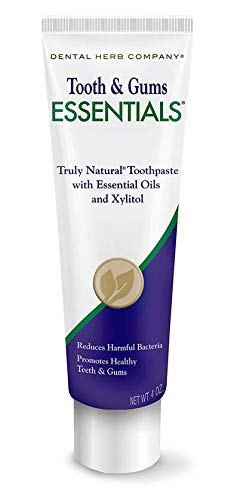 Dental Herb Company - Essentials Toothpaste Fluoride-Free Whole Mouth...