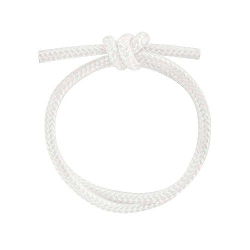 PETZL Unisex– Erwachsene Cord-Tec-Ersatzreepschnur Weiß 0,7m