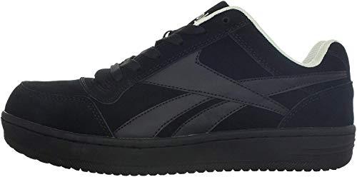 Reebok Work Soyay RB1910 Skate Style Eh Zapatos de Seguridad para Hombre, Color Negro, Talla 39 EU