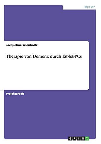 Therapie von Demenz durch Tablet-PCs