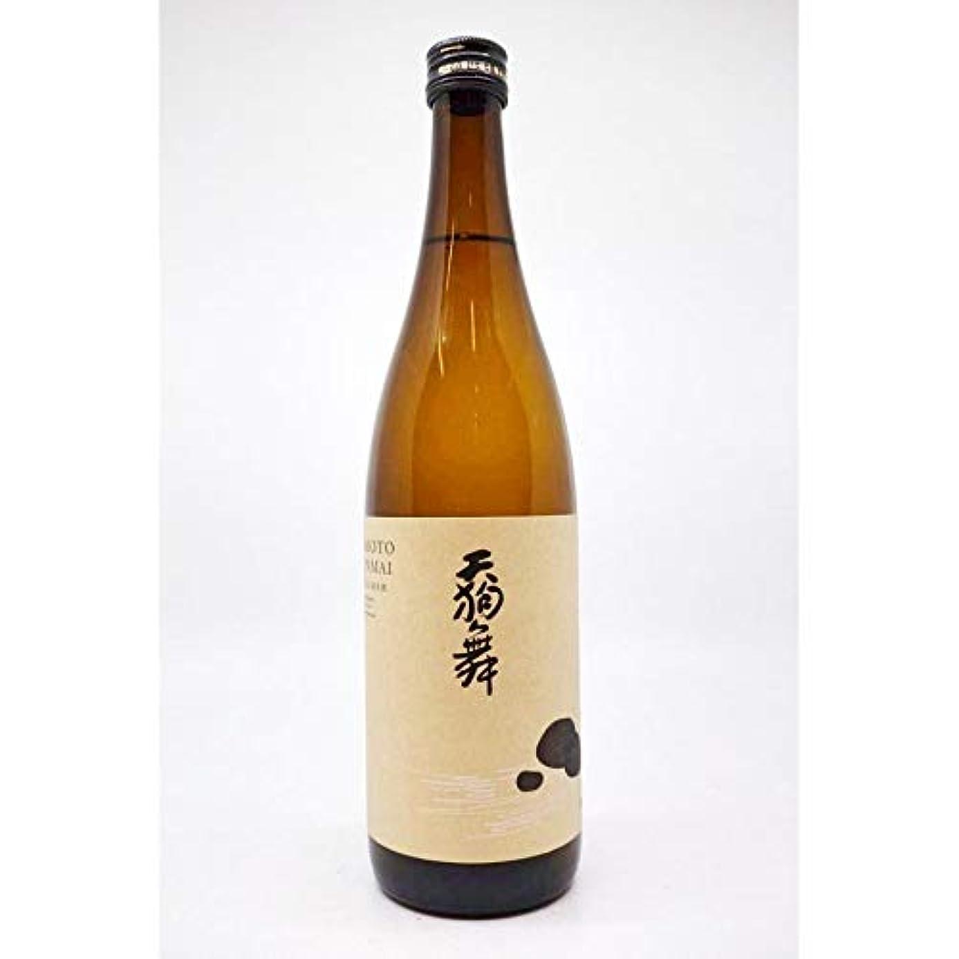 代わりに分離するユーモア天狗舞 生酛仕込純米酒 75 720ML