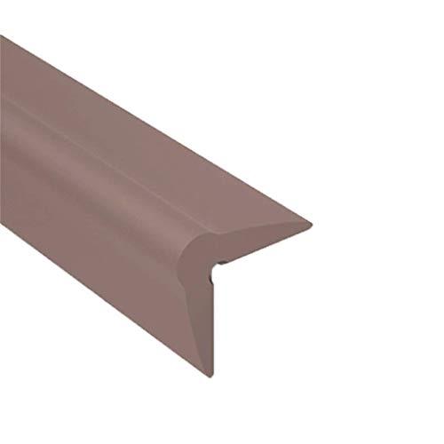 ZXL Hoekbeschermers voor veiligheidsranden, Silica Gel 50cm * 2 stuks tafelkleden voorkomen bobbels beschermen kinderen (4 kleuren optioneel) (kleur: wit)
