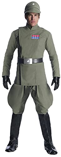 Charades CH03552_XS Star Wars Imperial Officer Men's Costume Adult Sized,...