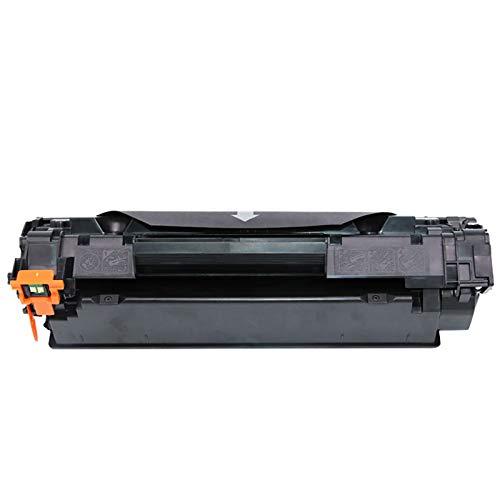 GSCCC CE285A para HP Laserjet P1100 / P1102 / P1102W / P1102 / P1102W / Pro M1132 / M1210 / M1212N / M1214NFH / M1217NFW / M1219NF Impresora de Cartucho de tóner Negro 160 Black