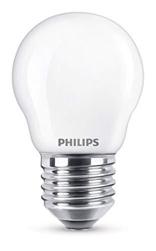 Philips LEDclassic Lampe ersetzt 40W, E27, warmweiß (2700 Kelvin), 470 Lumen, Tropfen