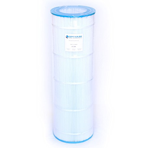 Optimum Pool Technologies Filter Replacement for Pentair Clean & Clear 200; 200 SQ.FT. Cartridge Element