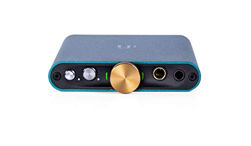 iFi Hip-dac - Portable DAC Headphone Amp Balanced for Android/iPhone