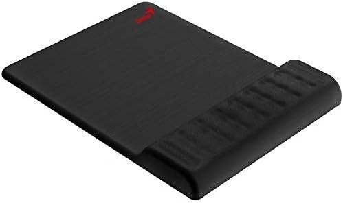 Genius 31250013400 Memory Foam Mouse Pad With Wrist Rest, G-Wmp 200M