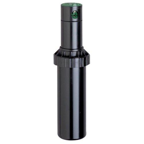 Orbit Watermaster 55461 Voyager 4-Inch Adjustable Pop-Up Gear Drive Sprinkler Head,2-Pack , Black