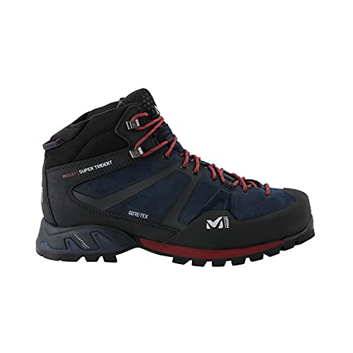 Millet Super Trident GTX W, Walking Shoe Mujer, Saphir, 40 2/3 EU