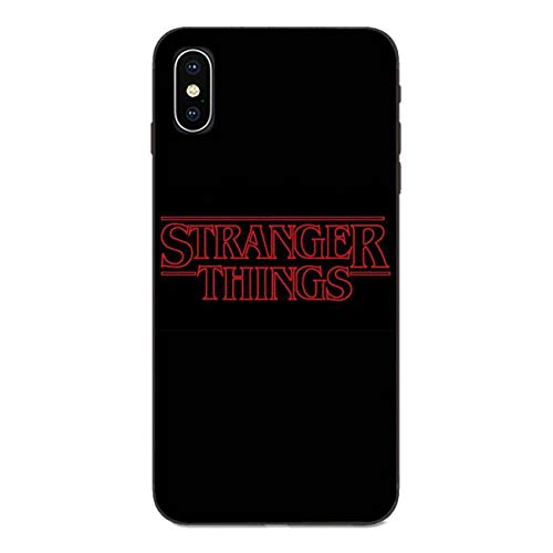 LvShui Stranger Things Sony Xperia Z3 Compact Funda Carcasa Suave Silicona Case Cover para Sony Xperia Z3 Compact