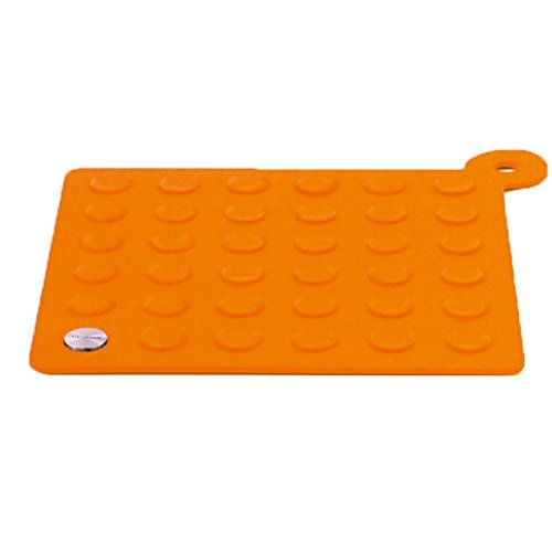 Blomus 68752 Untersetzer / Topflappen Lap orange